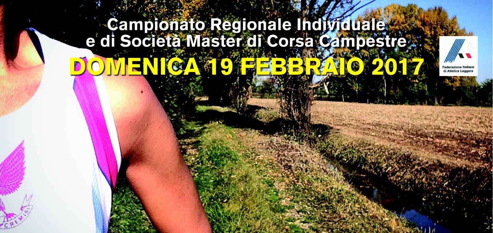 19.02.17 CROSS Campionato Regionale - Rosa di S.Vito al Tagl.to/Pn