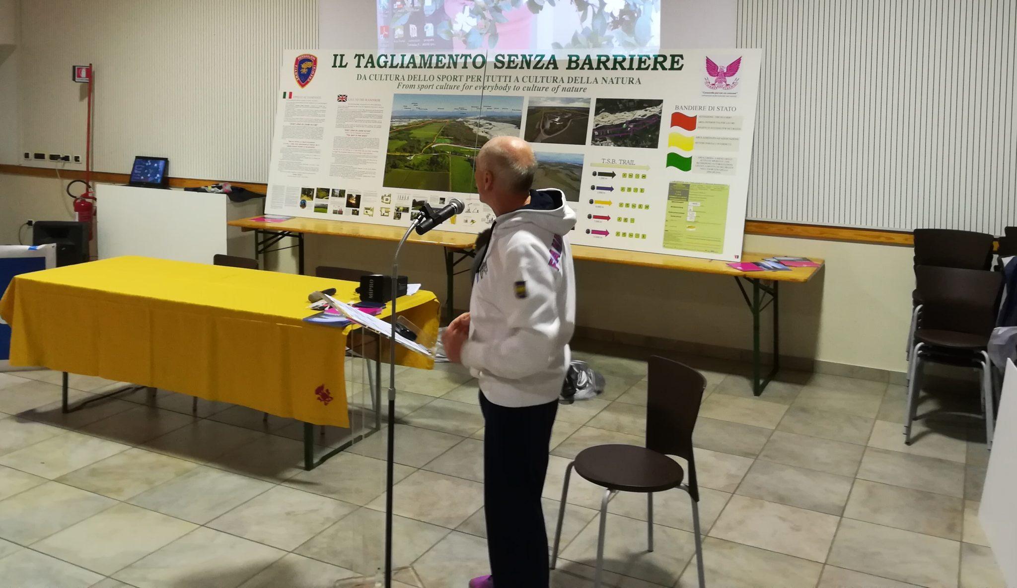 CLICCA SULL 'IMMAGINE UN SOGNO CHIAMATO TAGLIAMENTO SENZA BARRIERE